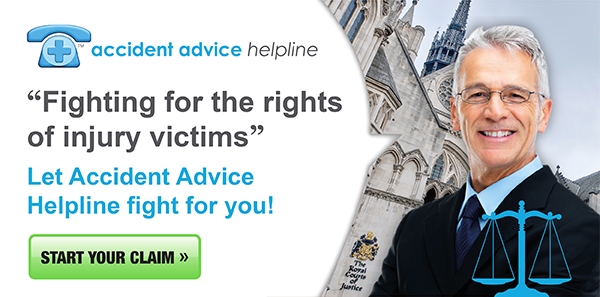 Fighting for the rights of injury victims - Let Accident Advice Helpline fight for you!